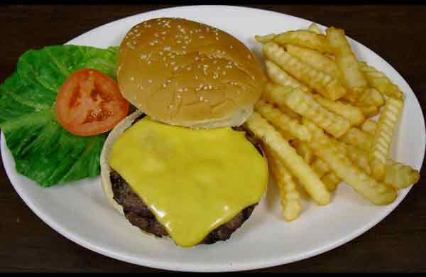 Kids' Cheeseburger