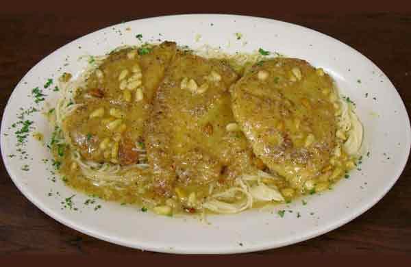 Chicken Pinoli