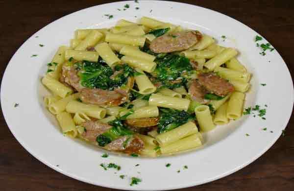 Escarole & Sausage