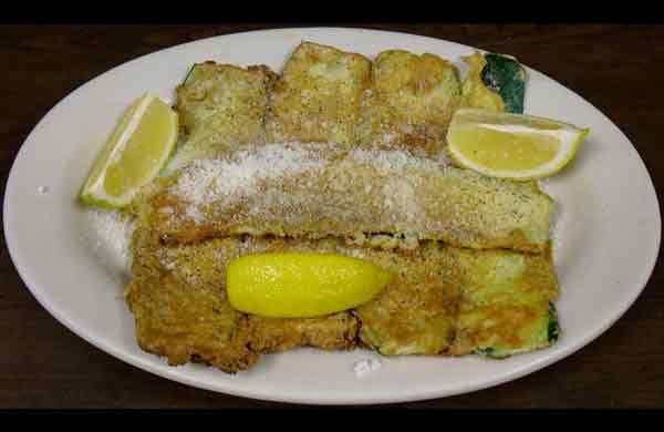 Zucchini (Frank style)