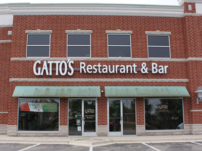 Gatto's New Lenox Location