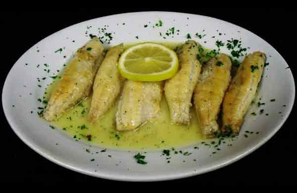 Perch Limone, Appetizer